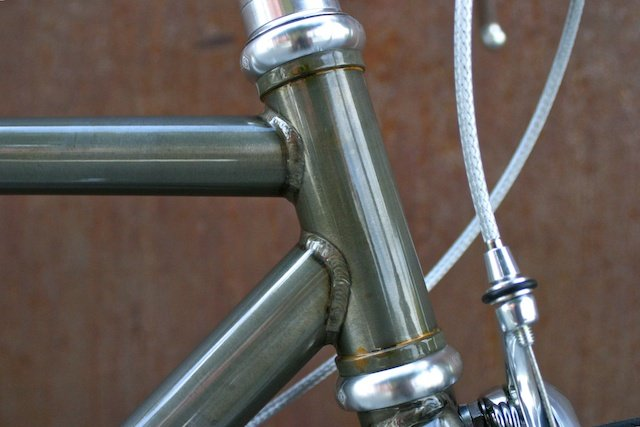 Welding vs. Brazing Bike Frames Mission Bicycle