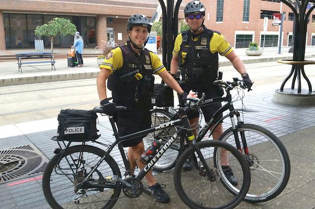police mountain bike patrol essay