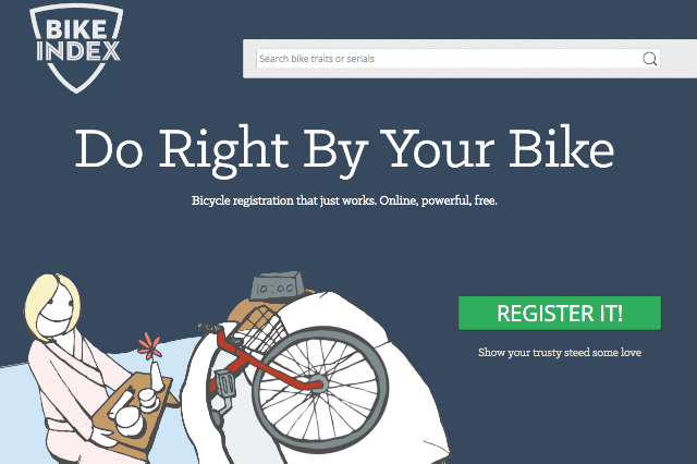 Oversimplified: Bicycle Registration | Mission Bicycle