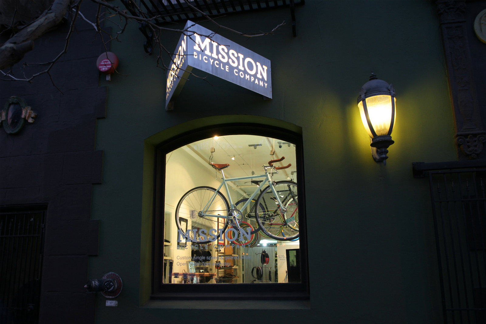 Mission Bicycle 766 Valencia
