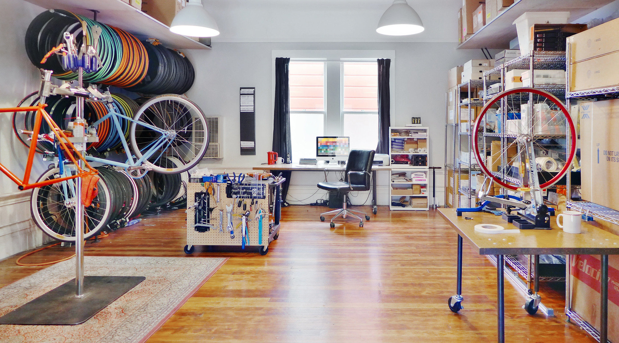 Mission Bicycle Workshop