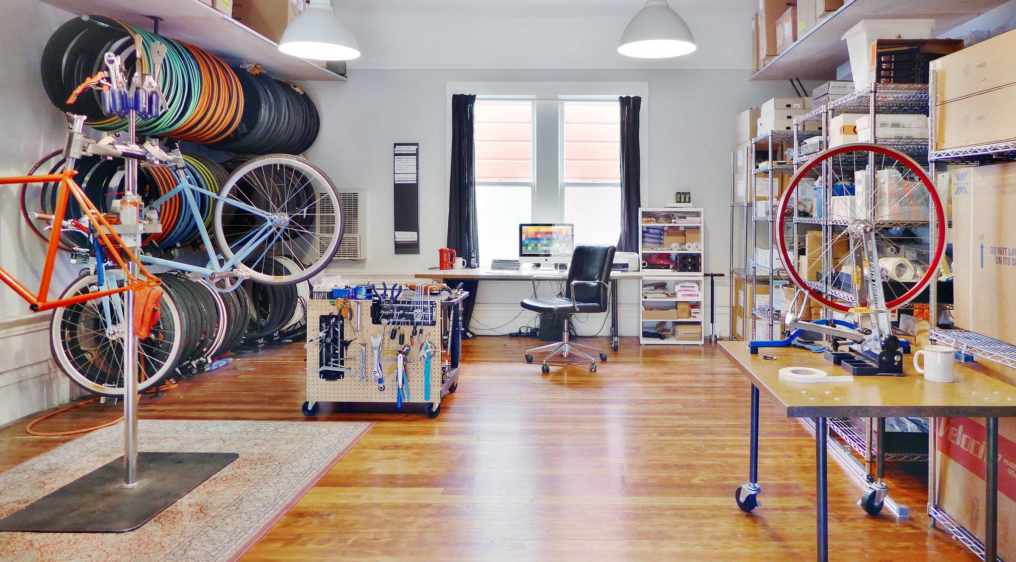 Mission Bicycle Workshop