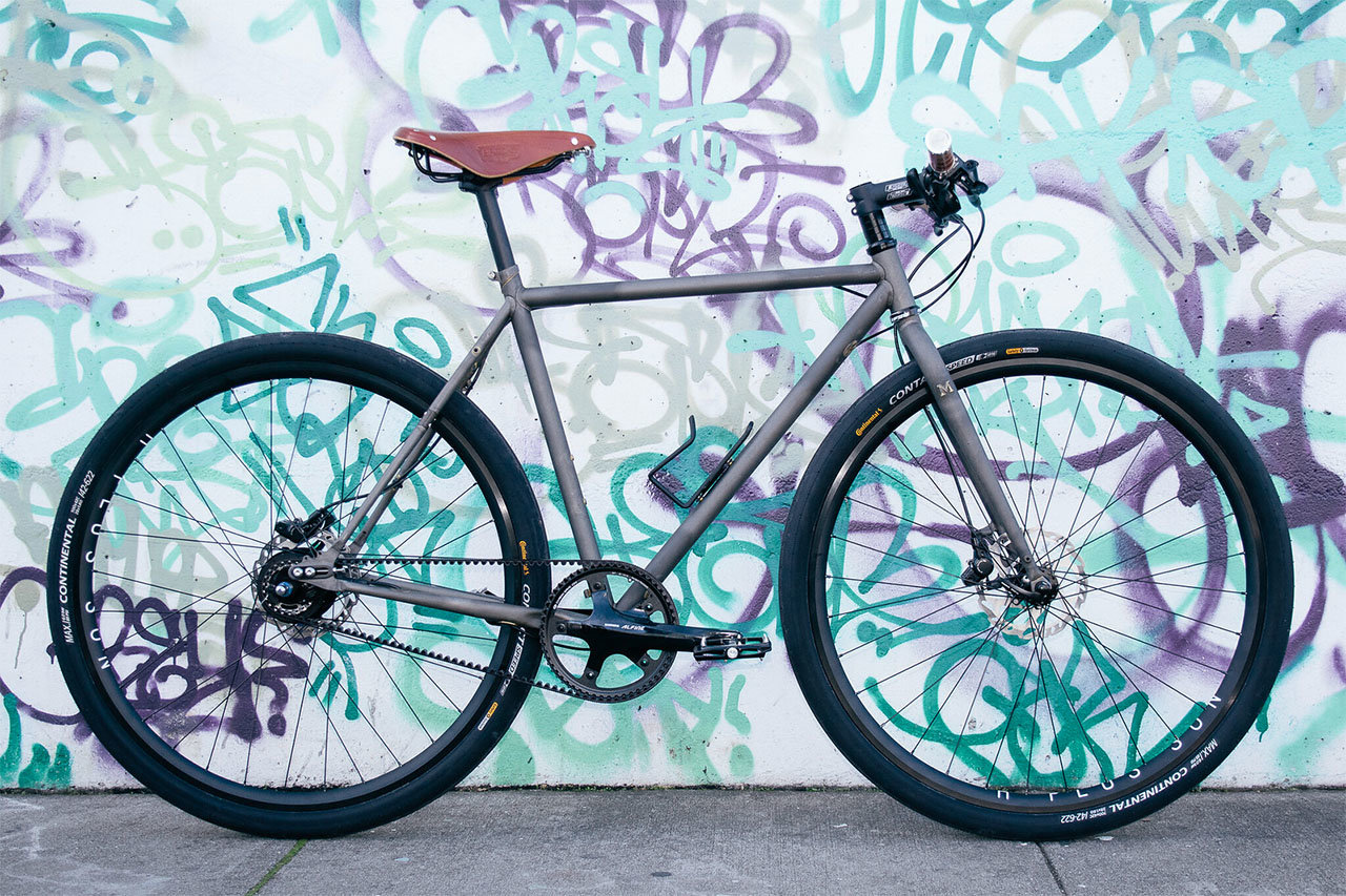 Mission Bicycle Stinson Commuter