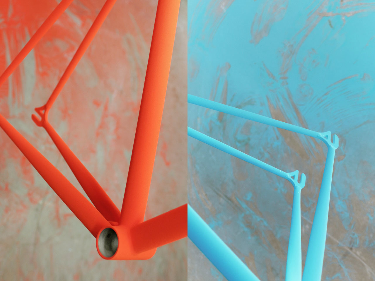 Mission Bicycle Frame Powdercoat