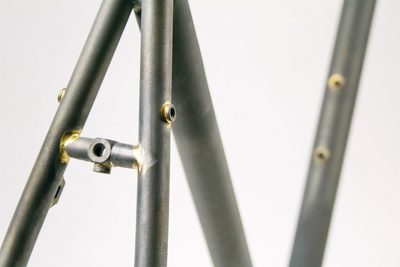 Mission Bicycle Stinson Frameset