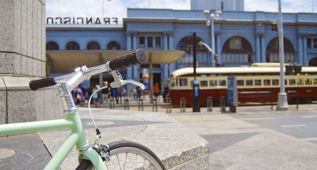 SF bicycle rentals and tours