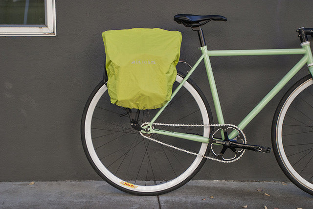 Grocery Pannier Mission Bicycle